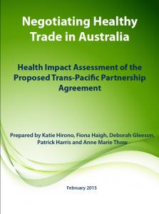 TPP HIA cover